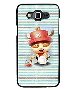 PrintDhaba Cartoon D-4613 Back Case Cover for SAMSUNG GALAXY GRAND MAX (Multi-Coloured)