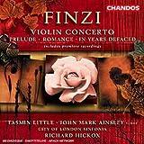 Gerald Finzi - Violin Concerto