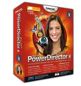 Cyberlink PowerDirector 13 Deluxe Software