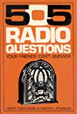 img - for 505 Radio Questions Your Friends Can't Answer book / textbook / text book