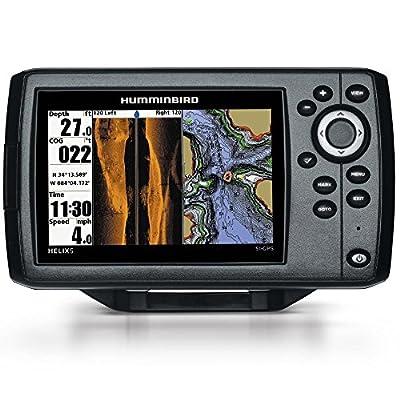 Humminbird 409640-1 Helix 5 Si Gps