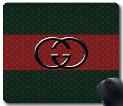 Gucci Q21M1Y Gaming Mouse Pad / tappetino per il mouse, Personalizzato Mousepad