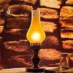 European retro pastoral kerosene lamp...