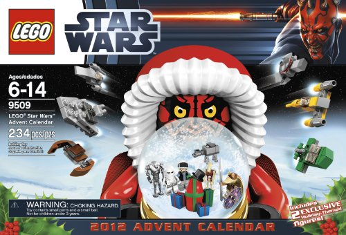 51Mqm1FFBHL Cheap Price LEGO 2012 Star Wars Advent Calendar 9509