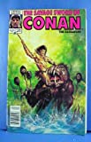 img - for Savage Sword of Conan #135 Vol 1 1987 book / textbook / text book