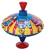 Silly Circus Tin Top