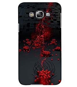 PRINTSWAG RED BALLS PATTERN Designer Back Cover Case for SAMSUNG GALAXY GRAND MAX