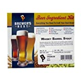 Brewers Best Whiskey Barrel Stout Beer Ingredient Kit