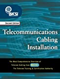 img - for Telecommunications Cabling Installation book / textbook / text book