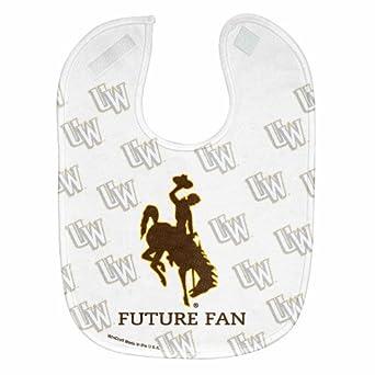 Buy NCAA Wyoming Cowboys Full Color Mesh Baby Bib by WinCraft