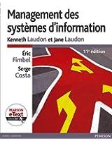 Management des systèmes d'information 11e Ed. + eText