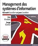 echange, troc Kenneth Laudon, Jane Laudon - Management des systèmes d'information 11e Ed. + eText