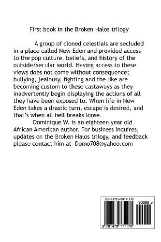 Broken Halos: Volume 1