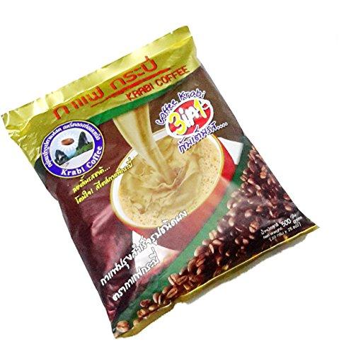 NEW Thai PP Island Krabi Coffee Premix Instant Coffee Taste Creamier More Aromatic Coffee on the Go Make Your Life Easier (Espresso Machine Vienna Plus compare prices)