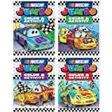 Nascar Kids Jumbo Coloring and Activity Book- Case of 60