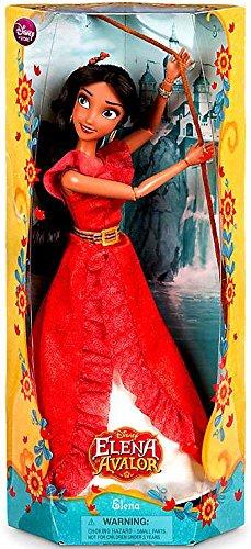 "Disney Elena of Avalor Elena Exclusive 12"" Classic Doll"