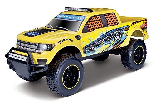 2010-Ford-F-150-SVT-Raptor-Maisto-81601-Gelb-24-GHz-27-RC