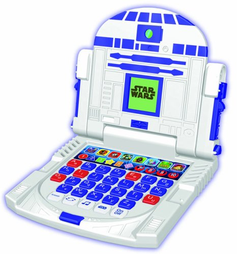 Oregon Scientific R2D2 Junior Laptop