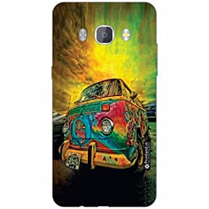 Printland Designer Back Cover for Samsung J5 new edition 2016 Case Cover