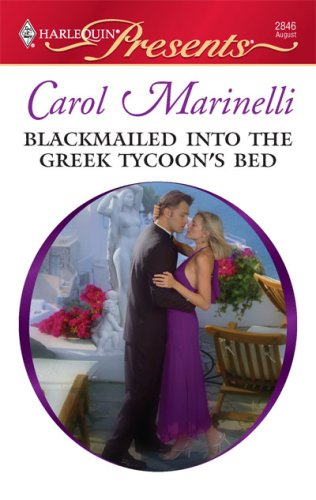 Image of Blackmailed into the Greek Tycoon's Bed
