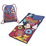 Disney Mickey Mouse Clubhouse & Friends Sleeping Bag Slumber Set