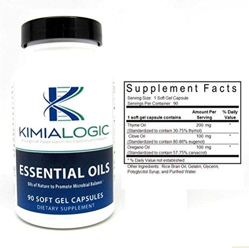 Kimialogic - Essential Oils