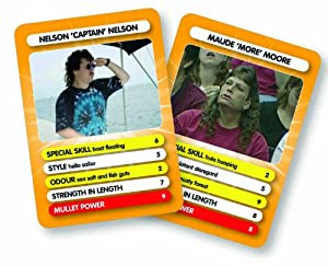 Bluw Mullet Power Cards