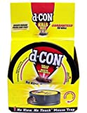 D-Con No View, No Touch Mouse Trap (Pack of 6)