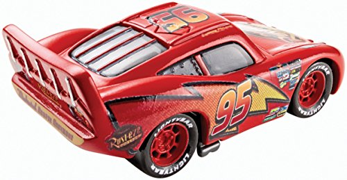 Disney/Pixar Cars Determined Lightning McQueen Diecast Vehicle