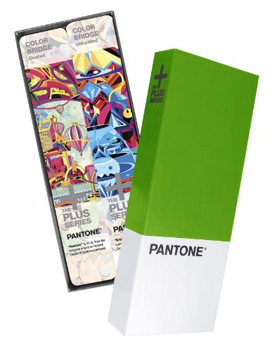 Pantone Gp5102 Color Bridge Guide Set