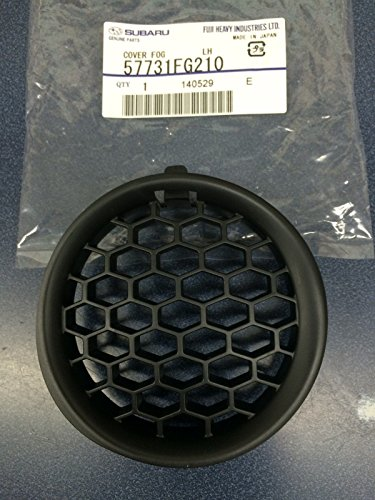 2008-2013 Subaru Impreza LEFT-HAND SIDE Fog Light Cover OEM NEW 57731FG210 (Fog Lights Cover Subaru Impreza compare prices)