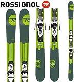16-17 ロシニョール スキー ski ROSSIGNOL 2017 SPRAYER スプレイヤー + XPRESS 10 B83 (金具付き) フリースタイル スキー (oc):RAFSP01-F