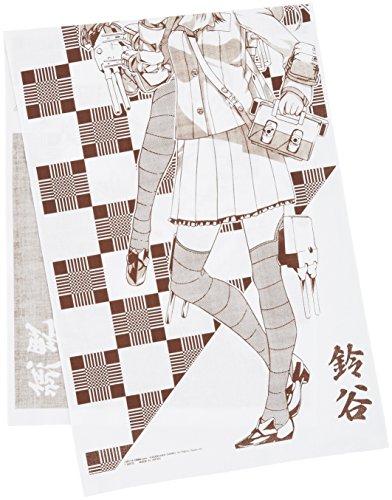艦隊これくしょん-艦これ-和手ぬぐい/重巡洋艦 鈴谷&熊野