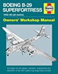 Boeing B-29 Superfortress Manual 1942...