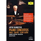 Artur Rubinstein-Piano Concertos [DVD] [2006]by Hugo Kach