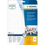 Herma 4209 Etiketten 800 Stück weiß