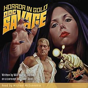 Horror in Gold Audiobook