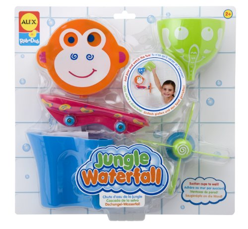ALEX Toys Rub a Dub Jungle Waterfall