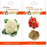 alkarty Cauliflower And Tomato Seeds
