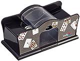 Noris Spiele 606154621 - Karten Mischmaschine elektrisch