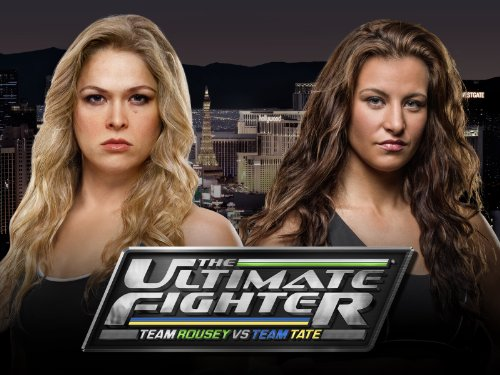 Team Rousey vs. Team Tate