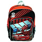 Disney Pixar Cars McQueen 16 Large School Backpack