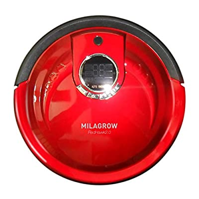 Milagrow RedHawk MGRV 01 Robotic Floor Cleaner (Red)