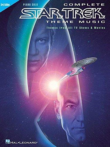 Complete Star Trek Theme Music: Piano Solo