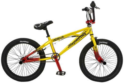 Mongoose Facade Boy's Bike (20-Inch Wheels