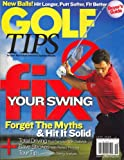 img - for Golf Tips, June 2008 Issue book / textbook / text book