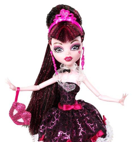 monster high sweet 1600 draculaura doll monster high sweet 1600. Black Bedroom Furniture Sets. Home Design Ideas