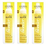 John Frieda Sheer Blonde Go Blonder Lightening / Highlight Spray (3 Pack) 3 X 100Ml Each
