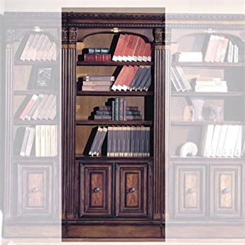 32 Inch Open Top Bookcase w 4 Shelves - Huntington