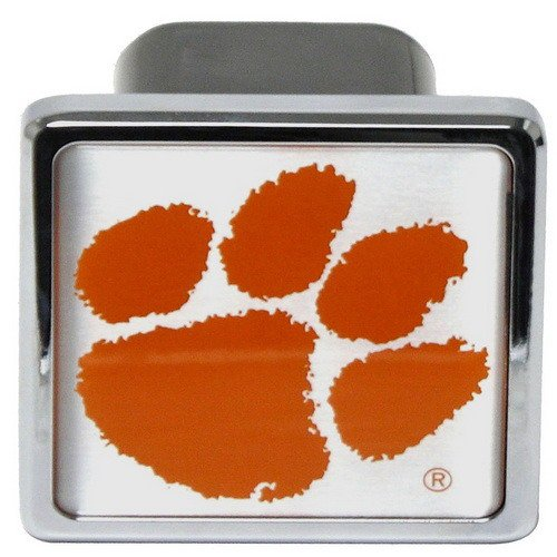 Trailer Hitch Cover, Collegiate Hitch Cover Shows Your Favorite Team (Clemson) (Lexus Tow Hitch Cover compare prices)